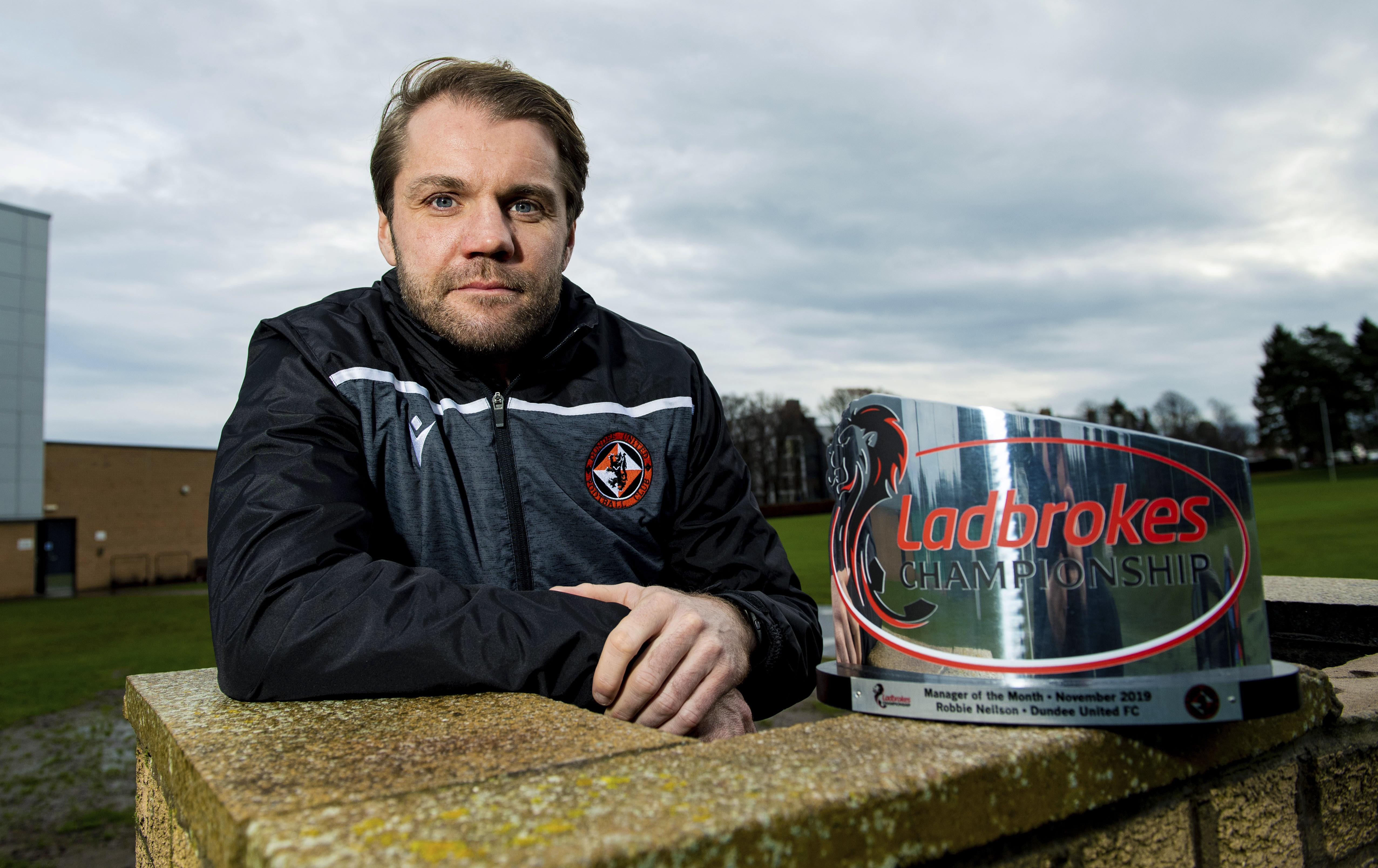 Robbie Neilson's men have cruised in Championship this season