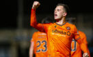 Lawrence Shankland has been United's main man