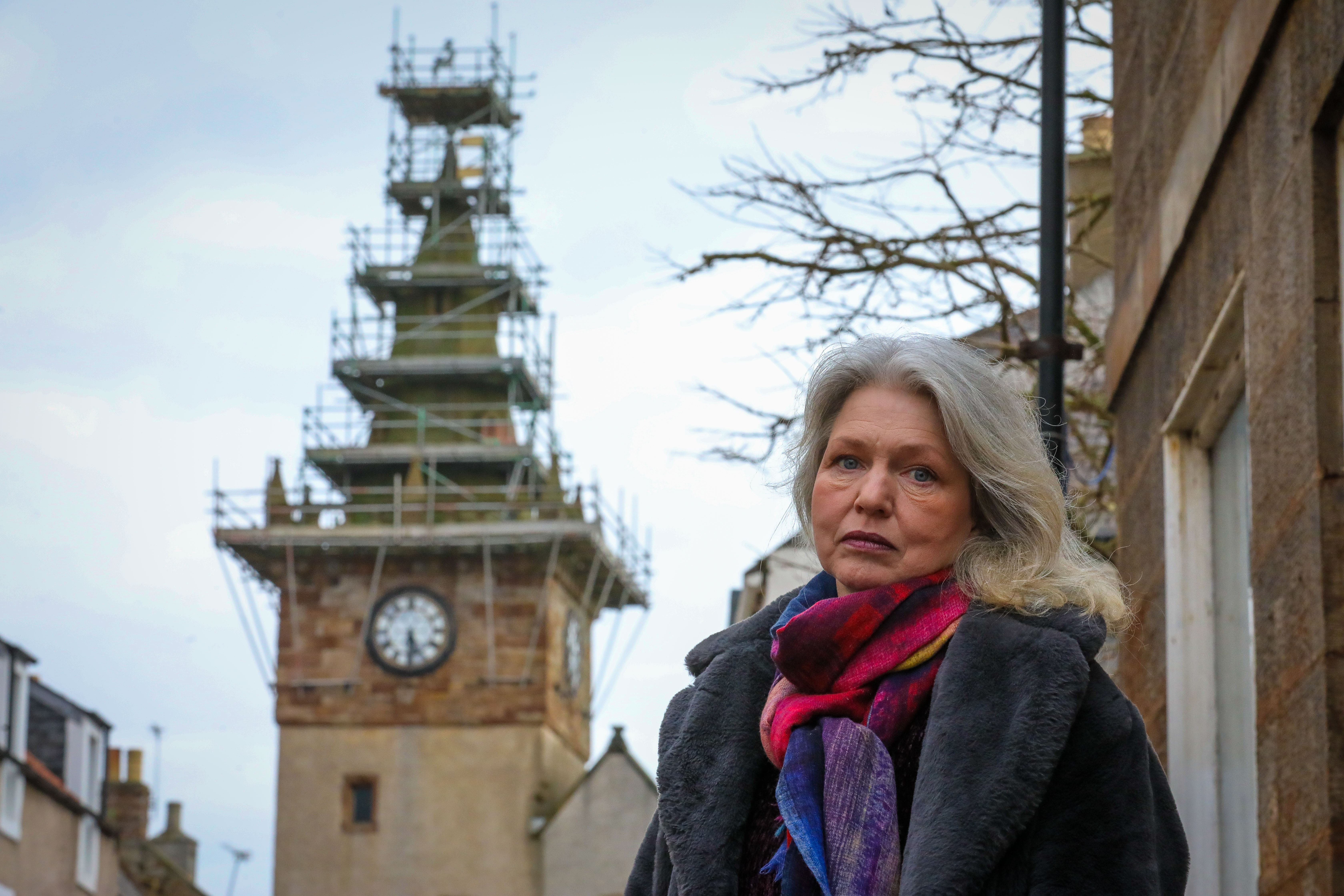 Cllr Linda Holt has accused Fife Council of mismanaging community assets such as Pittenweem clock tower.