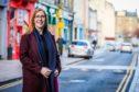 Cara Forrester, who runs the Queendom of Fife online blog/magazine.