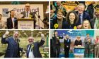 Some photos from the 2019 General Election across Tayside and Fife.