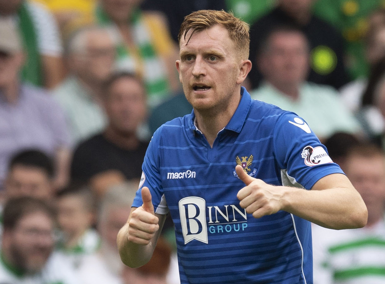 Out of contract Craig has been kept in the loop by Saints.