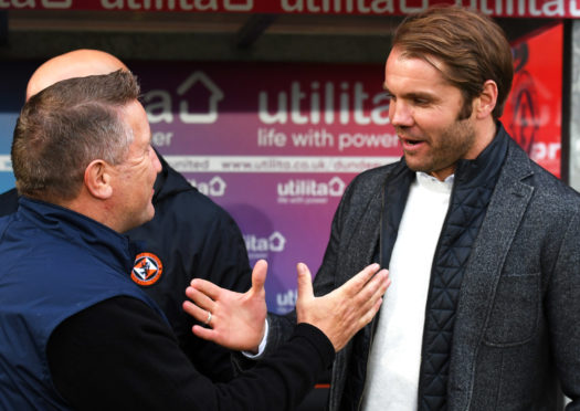 Robbie Neilson and John Robertson.