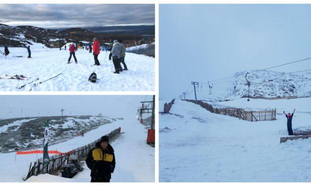 Scotland's ski season is officially under way. Top left: Cairngorm Mountain. Bottom left: Glenshee Ski Centre. Right: Glencoe Mountain Resort.