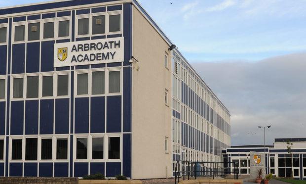 Arbroath Academy.