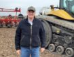 Randy Hughes, of Southern Wisconsin's Rock County, has adopted a non-GMO, organic approach.