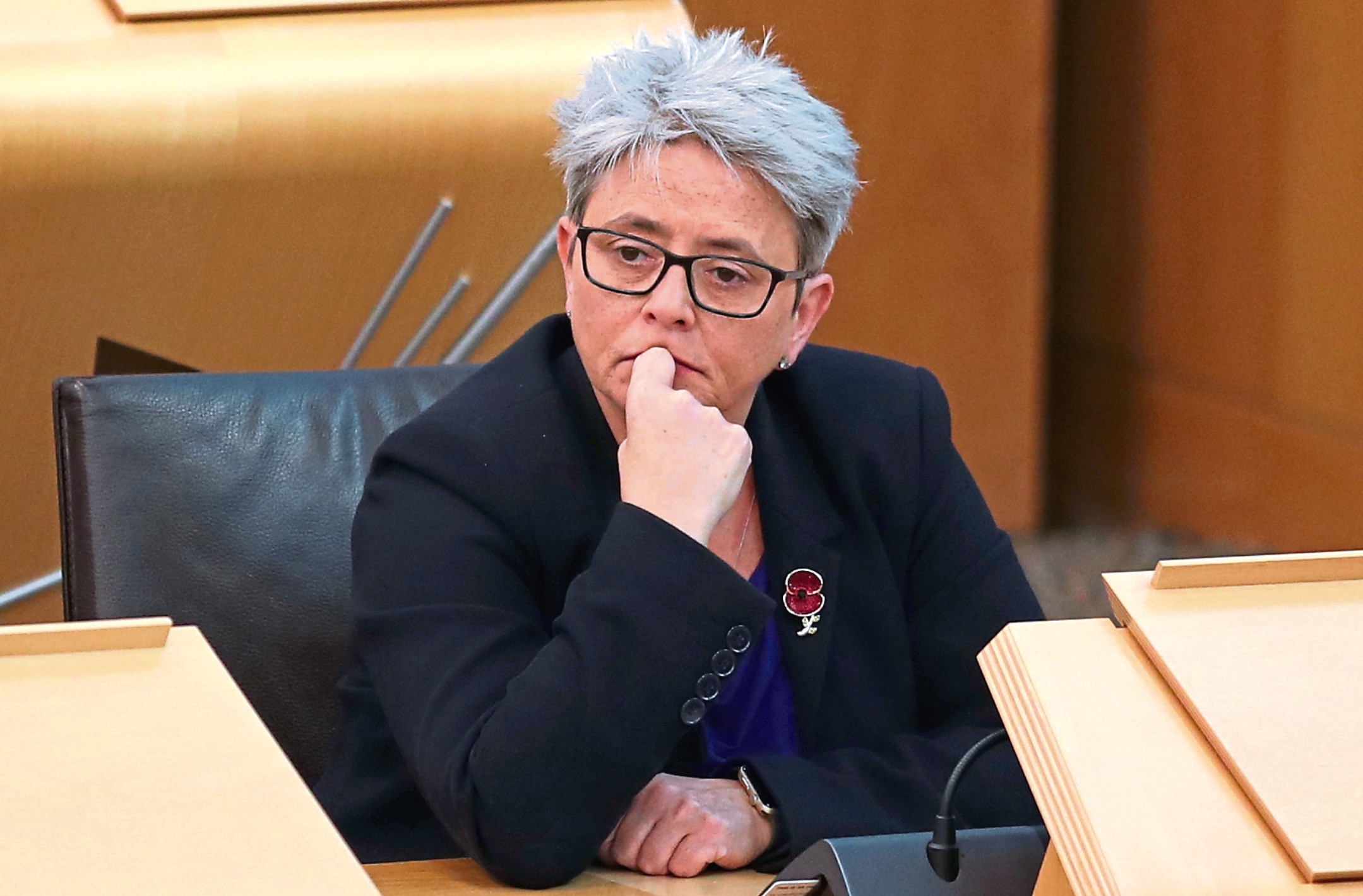 Conservative MSP Annie Wells.