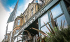 The Hotel Du Vin and Bistro on The Scores, St Andrews.