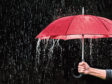 Red umbrella; Shutterstock ID 293952596; Purchase Order: -
