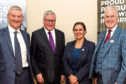 Quality Meat Scotland hosted a reception at the Scottish Parliament.