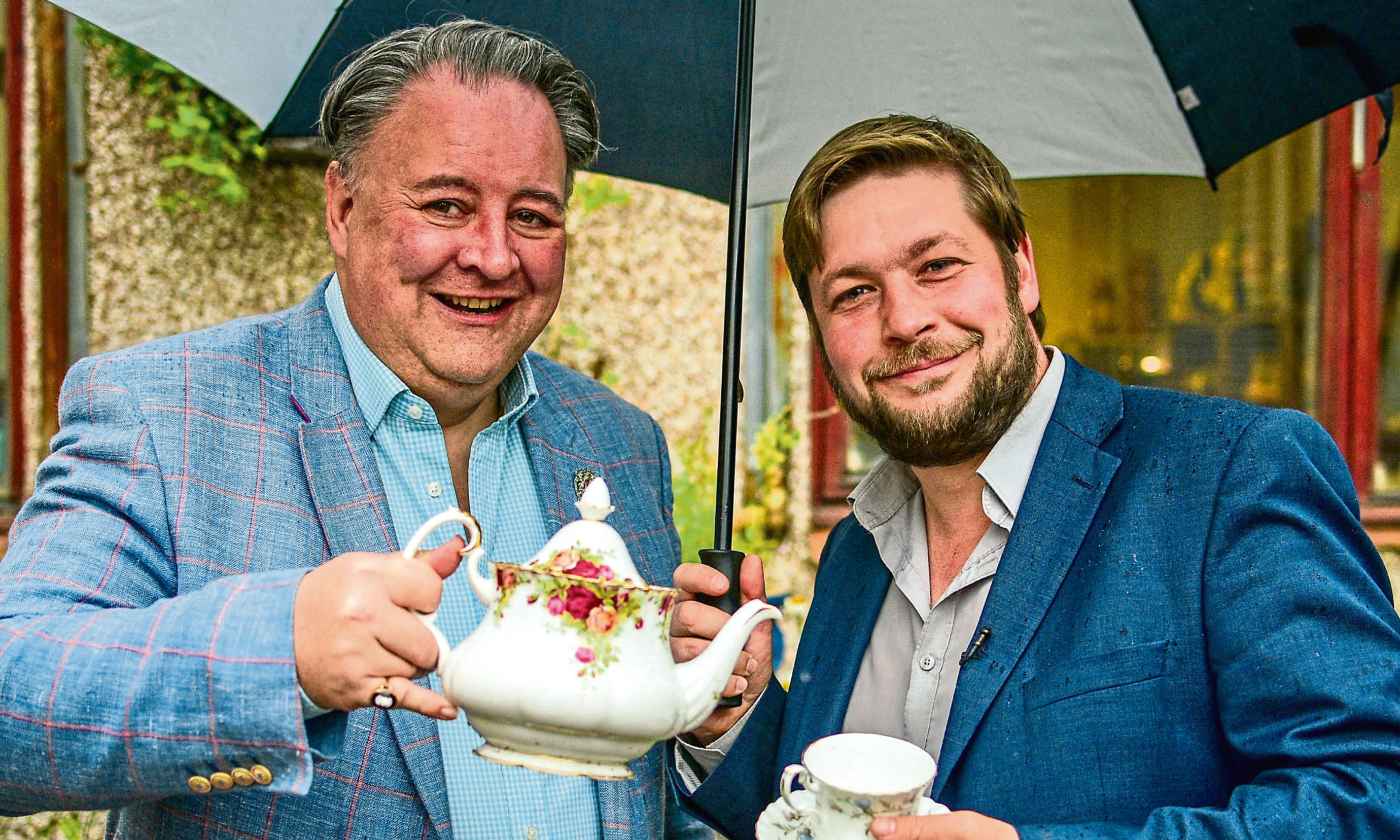 Antiques Road Trip airs weekdays at 4.30pm on BBC One.