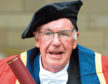 Brian Pack received numerous awards, including an honorary degree from Aberdeen University in 2017.