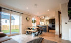 A home in the Marykirk development for Fotheringham Homes