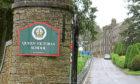 Queen Victoria School in Dunblane.