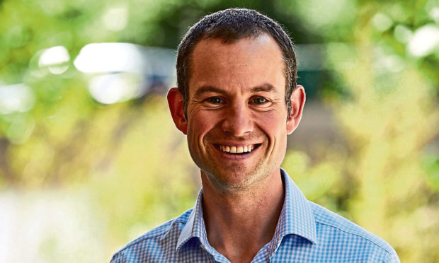 Richard Pugh, investor for BGF Business Growth Fund