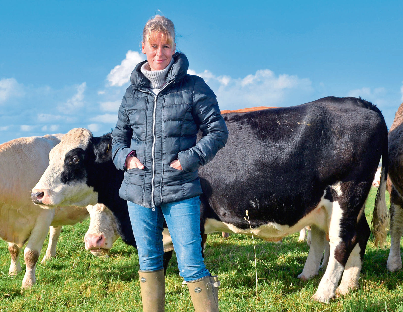 Minette Batters, NFU England and Wales president, insists the UK Government must not allow imports of food that is produced to standards that would be illegal in the UK.