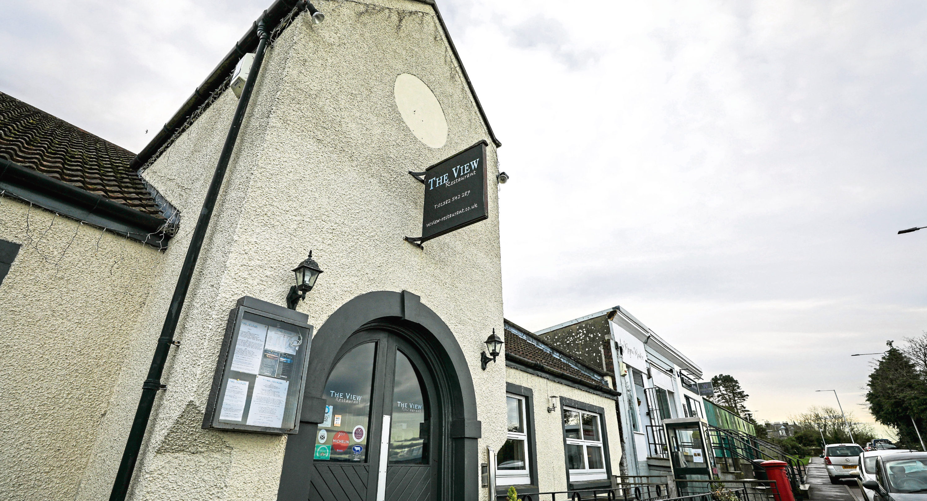 The View Restuarant  in Wormit. Pictures:  Steve Brown/ DCT Media.
