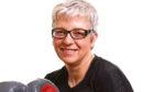 Author Marion Dunn.