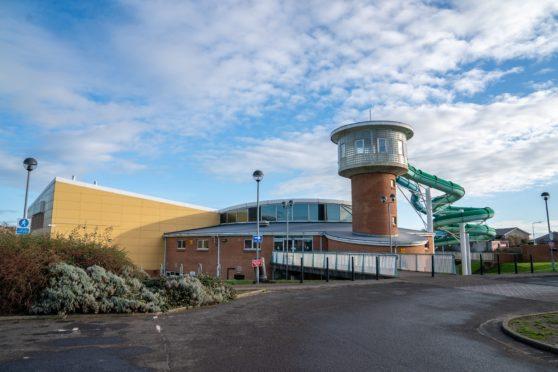 The Beacon Leisure Centre.