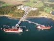 The Braefoot Bay Marine Terminal.