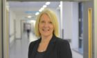 Carol Potter, chief executive of NHS Fife.