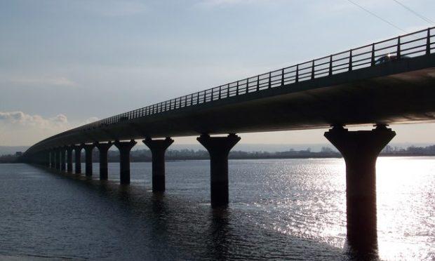 Clackmannanshire Bridge.