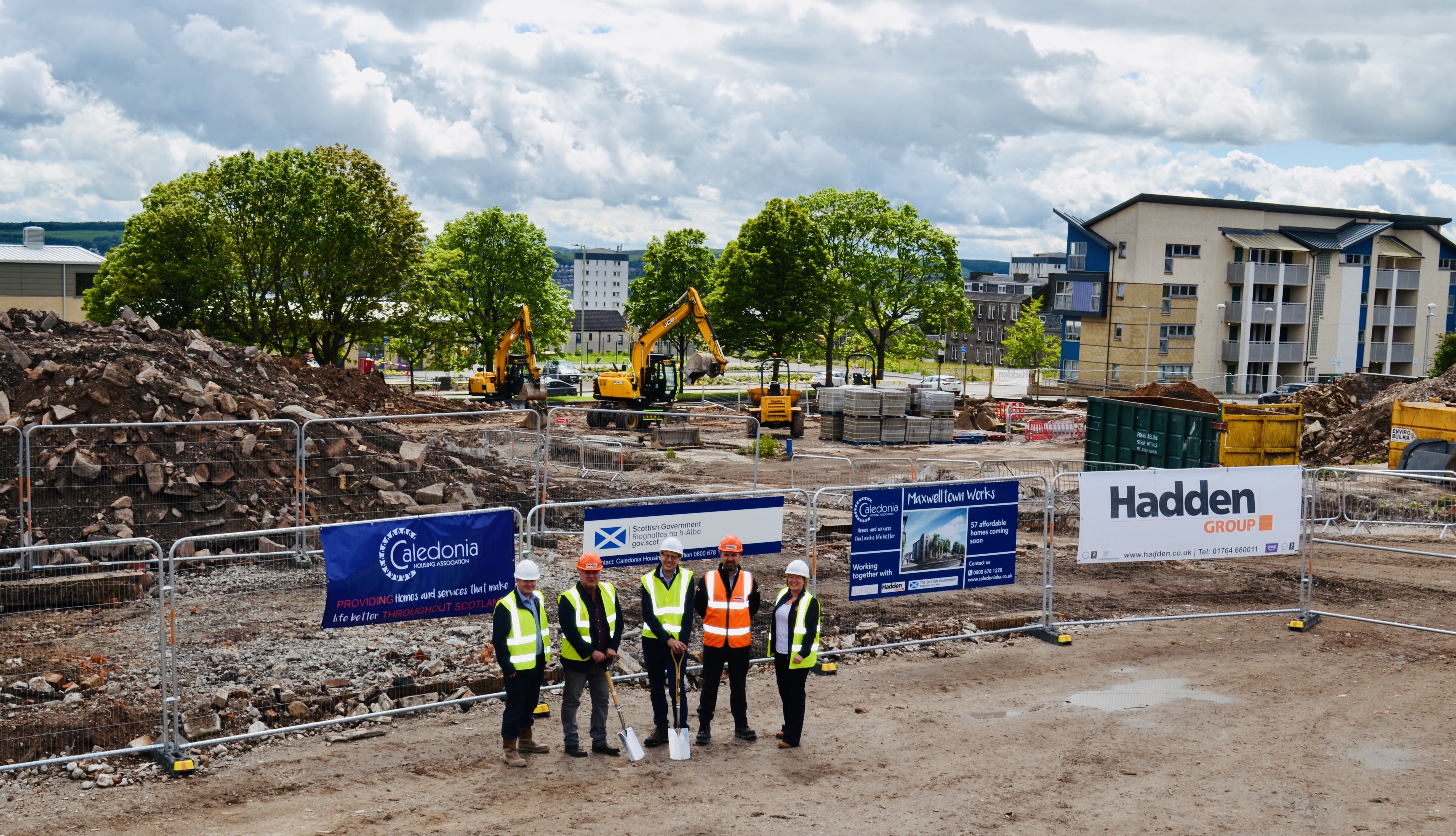 Affordable housing is a growing sector for the firm.