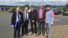 Tony McRae, Fife Council, Passenger Transport Services, Cllr Tim Brett, Neil Fergusson, Bridge Management, Derek Beveridge, Fife Council, Bus Network and Cllr Jonny Tepp.