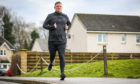 Sean Nisbett is running the Edinburgh Marathon later this year.