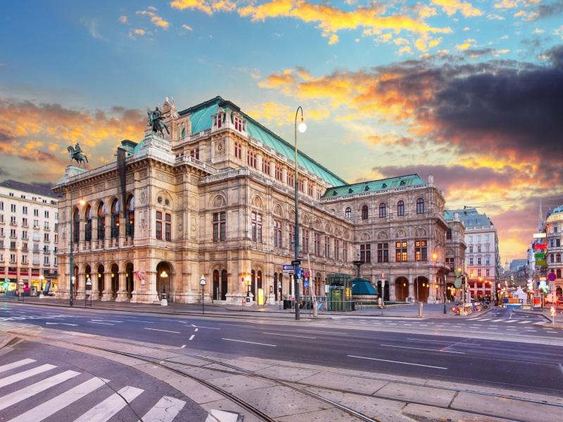 Vienna - Danube