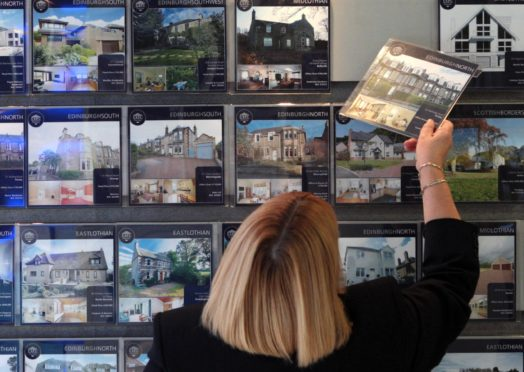 The housing market in parts of east Fife have seen a huge hike in selling prices over the last 10 years.