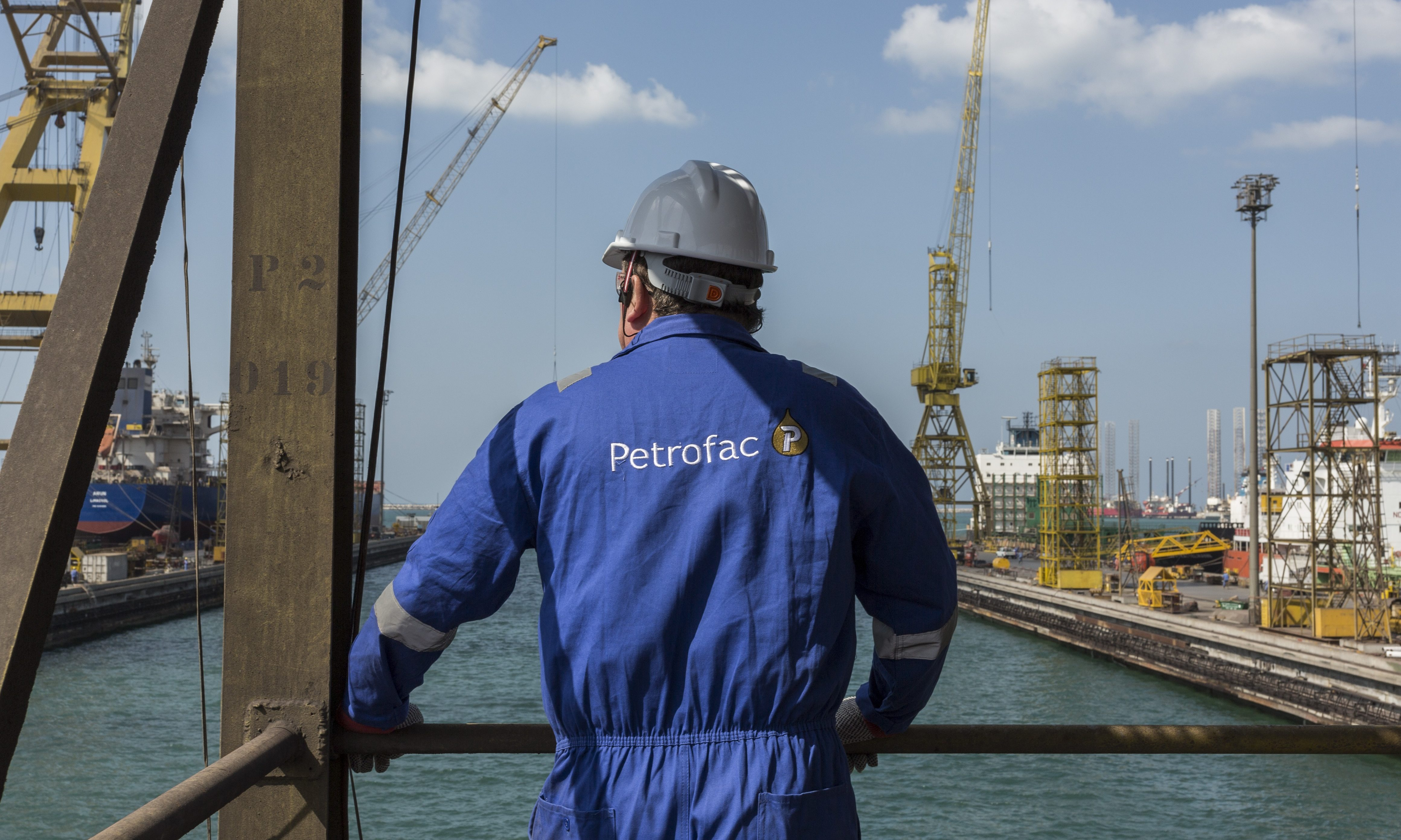 Petrofac has been handed a key role for Seagreen wind farm project