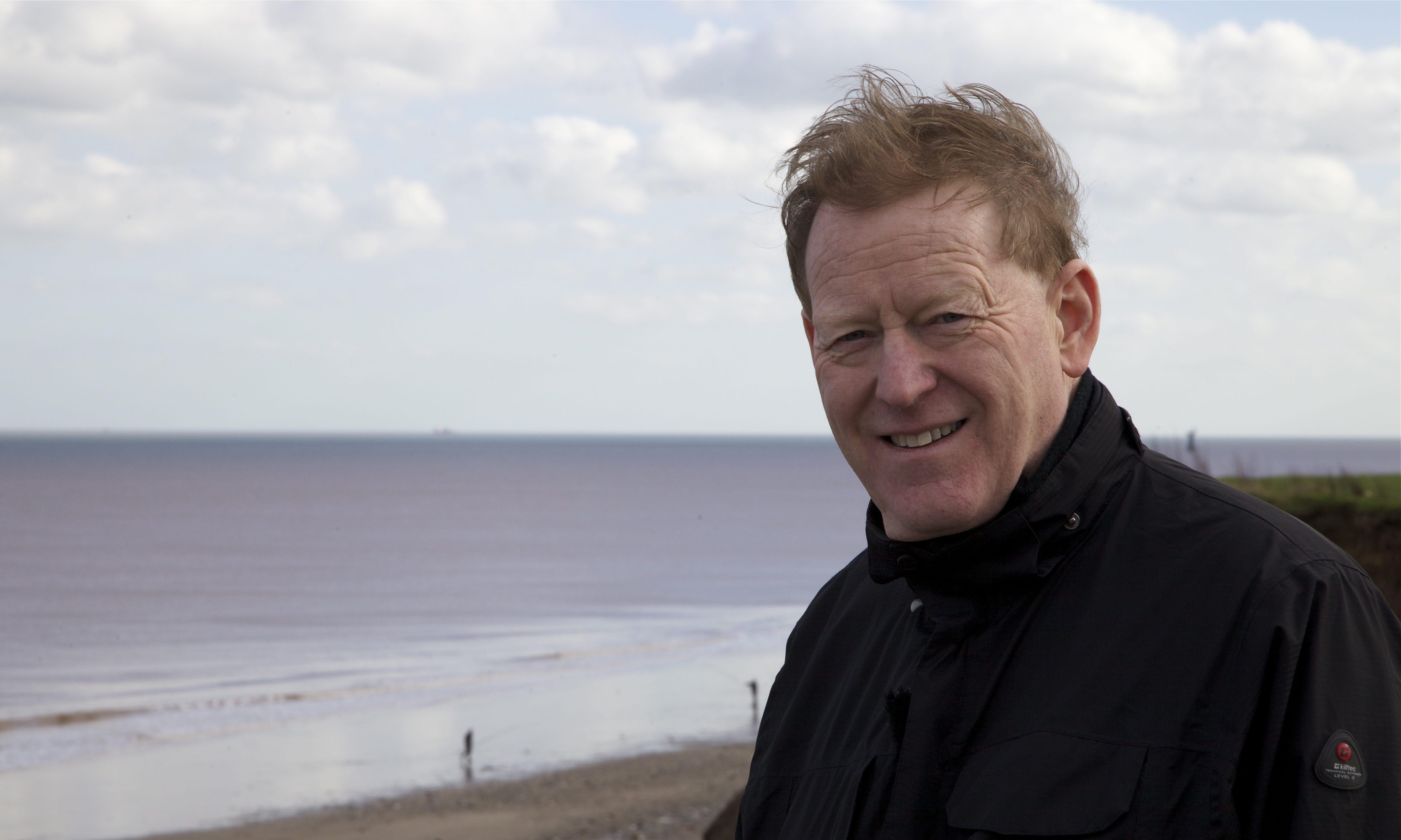Professor Rob Duck, Emeritus Professor of Environmental Geoscience at Dundee University.