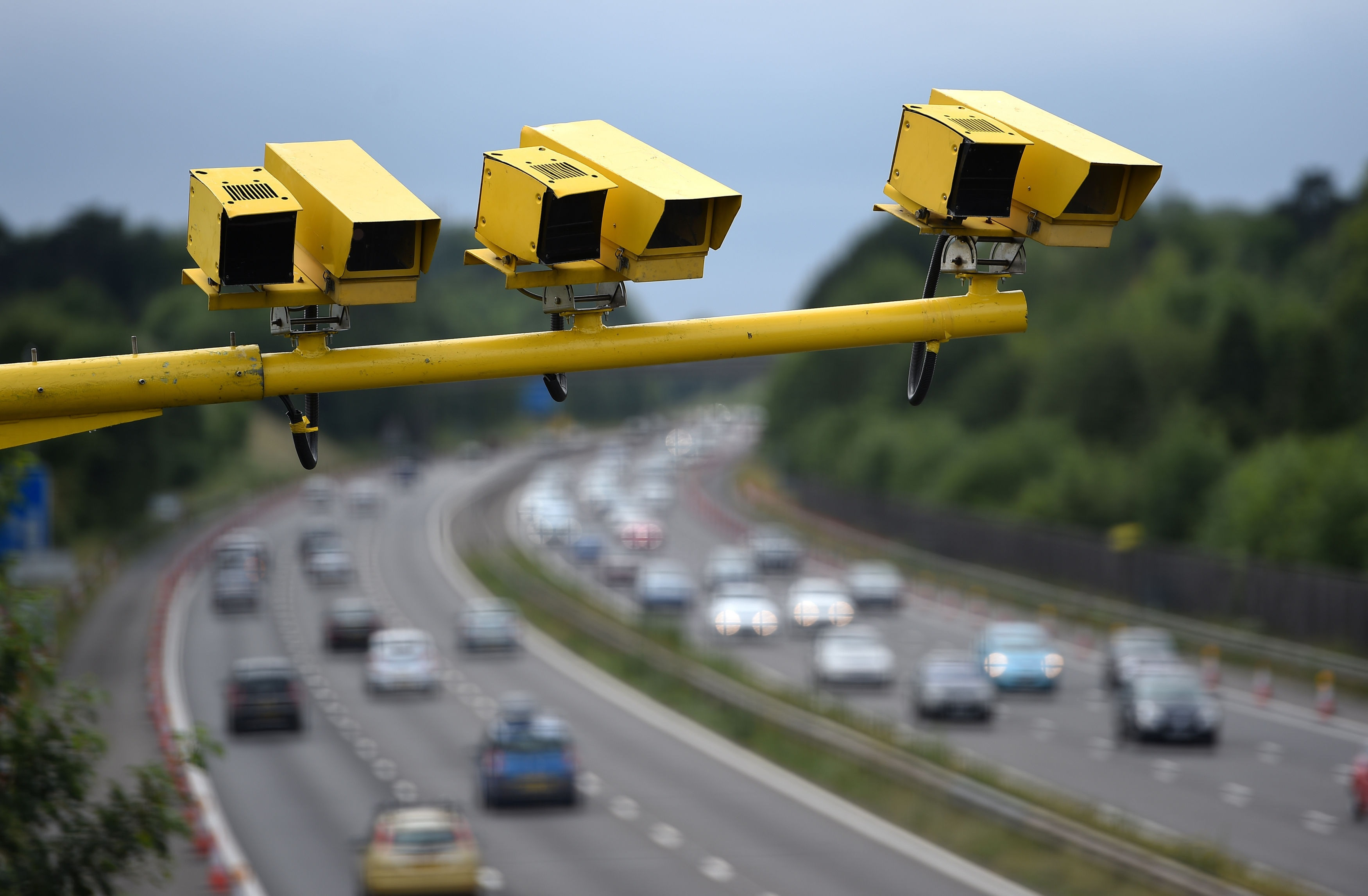 Could average speed cameras be the best way to address road traffic accidents on the Standing Stane Road?