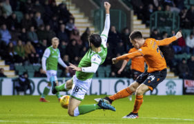 Hibs 4 Dundee United 2: Lawrence Shankland's superb strike can't keep Tangerines in cup