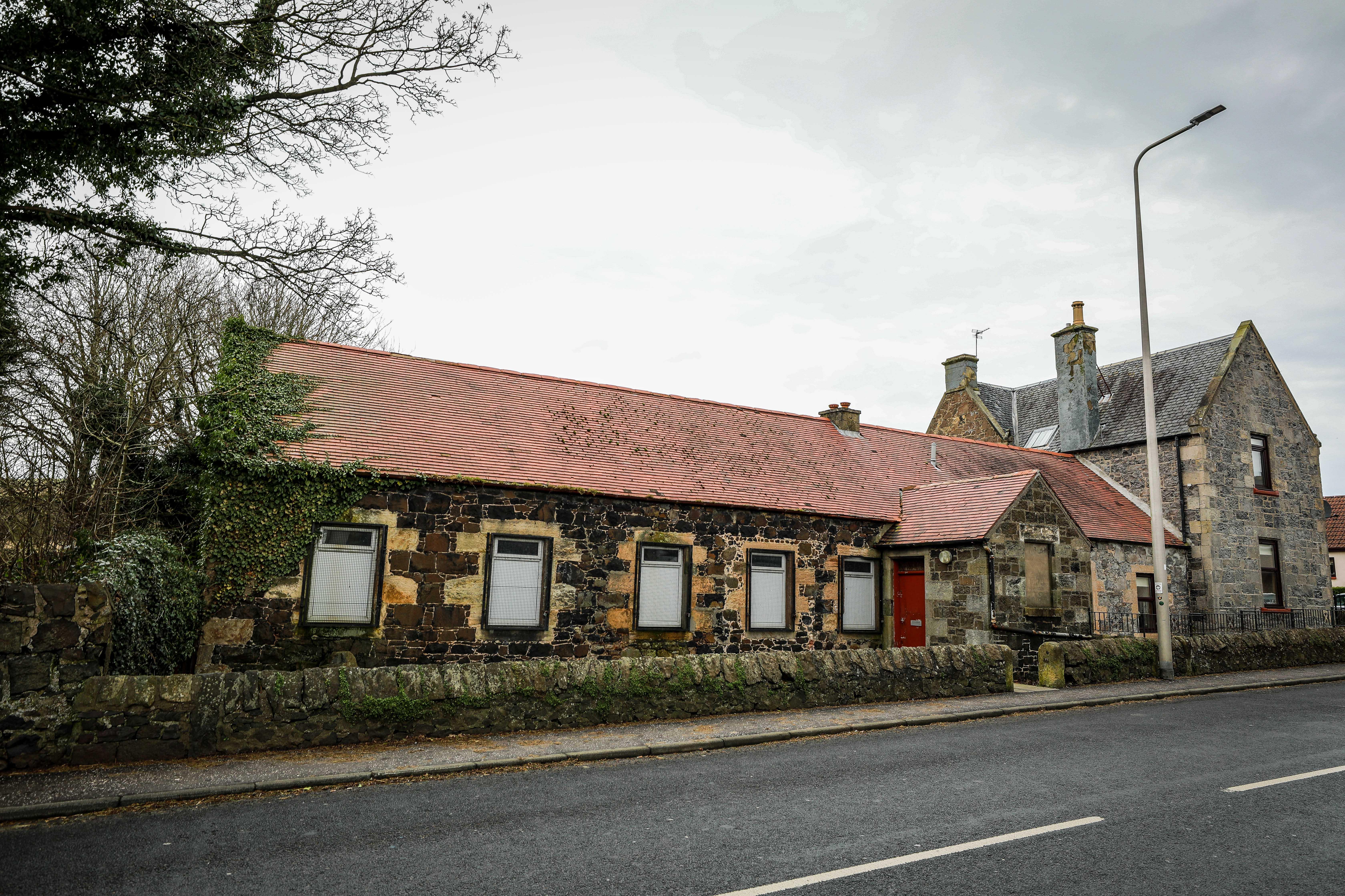 Kinglassie Community Hall.