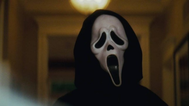The masks were made famous by the Scream film series