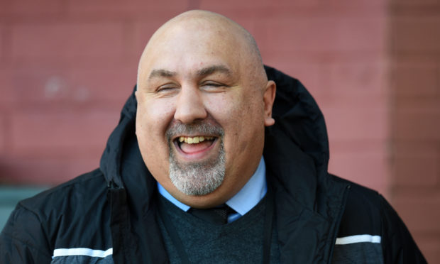 Dundee United sporting director Tony Asghar is one of the men tasked with choosing next boss