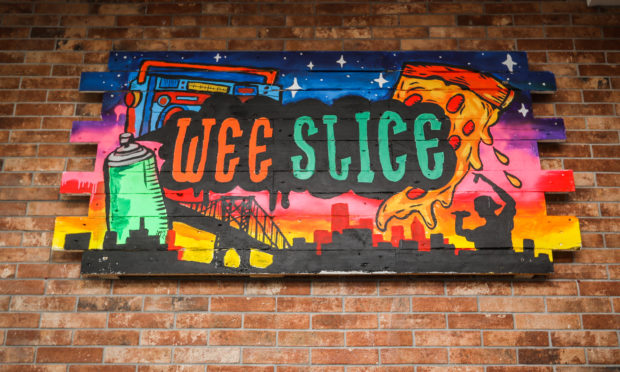 Wee Slice on the Nethergate.