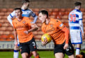 Lawrence Shankland's goals fired United to the title