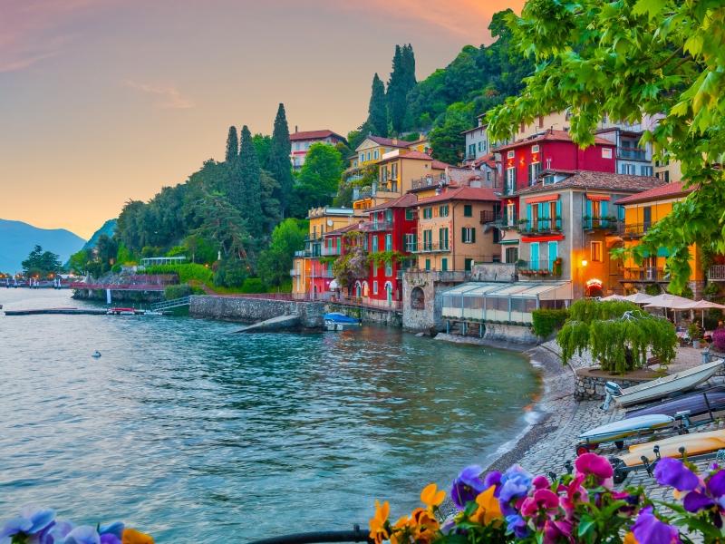 Varenna, Lake Como.