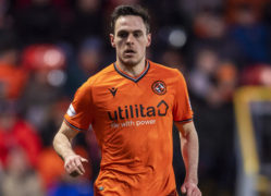 Liam Smith hoping for first Scottish Cup run with Dundee United