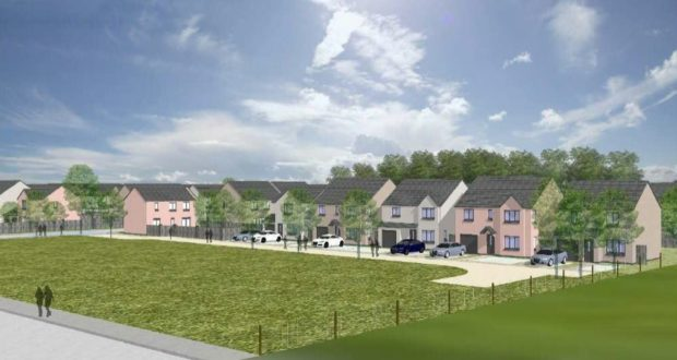 A proposed image of the housing.