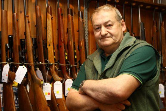 Owner John Buntin.