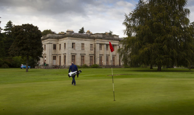 Camperdown golf course closed in March.