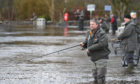 Launch of Salmon Fishing Season in Callander
