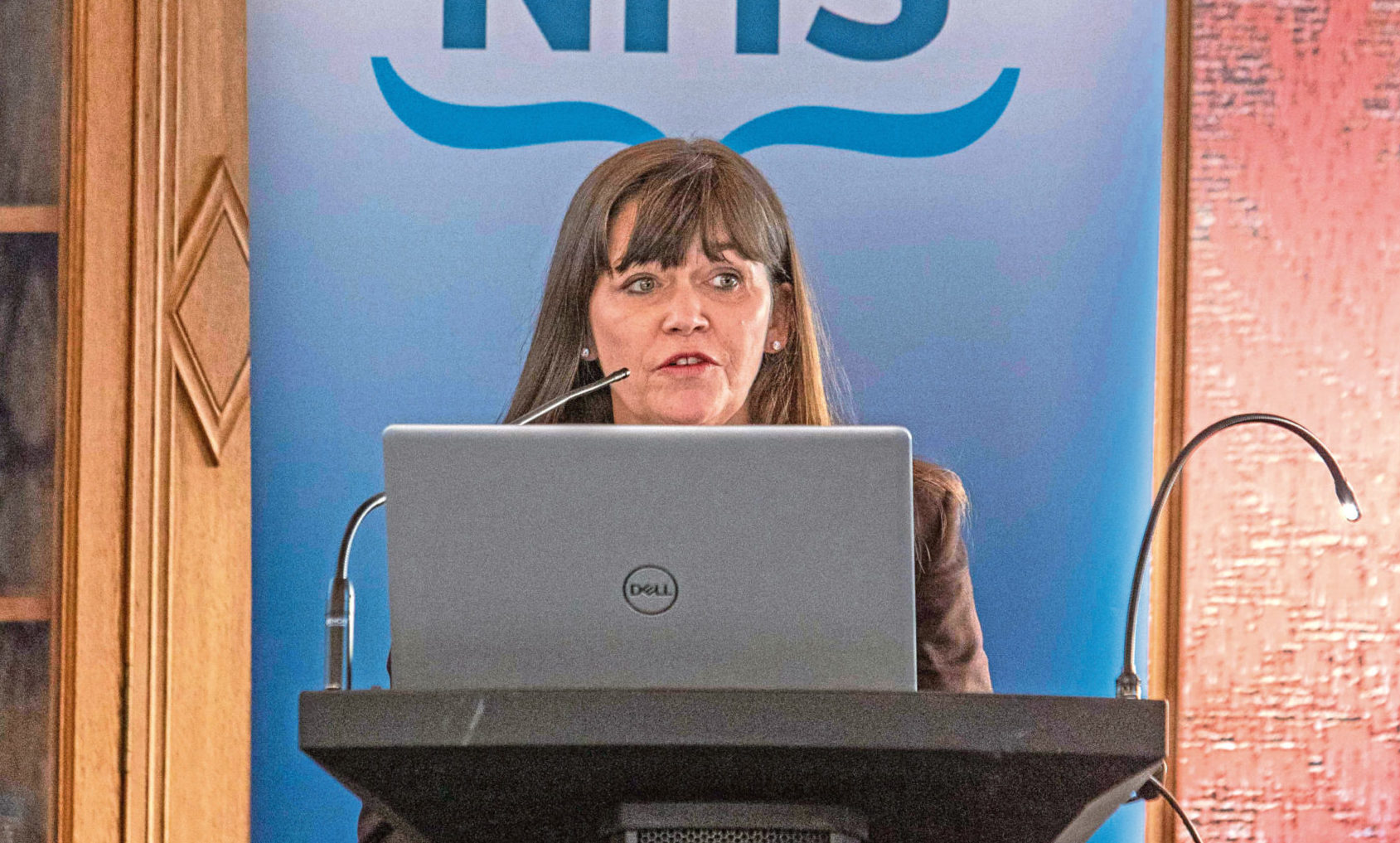 Mental Health Minister Claire Haughey.