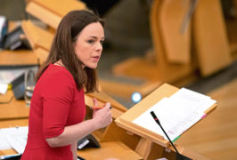 Kate Forbes' impressive performance in presenting the budget in circumstances has been rewarded with her being confirmed as Scotland's new finance secretary.