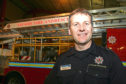 Stewart Edgar, Tayside Fire and Rescue Community Safety Manager.