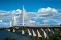 Queensferry Crossing over the Forth is named after Queen Margaret of Scotland